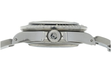 View 4. Thumbnail of Lot 72. ROLEX | REFERENCE 1665 SEA-DWELLER 'GREAT WHITE'   A STAINLESS STEEL AUTOMATIC WRISTWATCH WITH DATE AND BRACELET, CIRCA 1978.