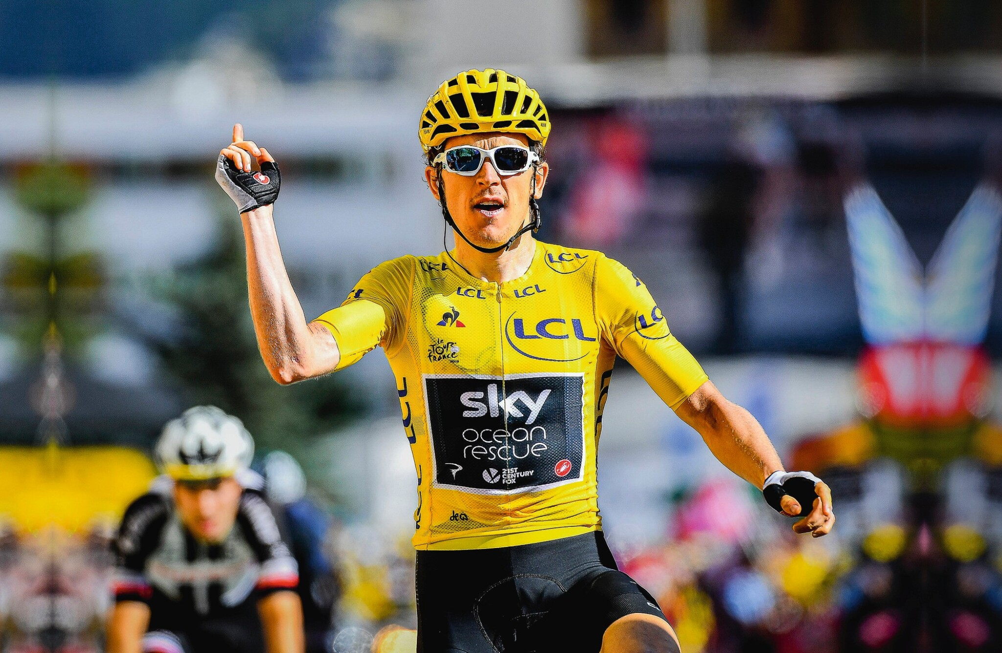 View full screen - View 1 of Lot 14. How to Win with Geraint Thomas (virtual).