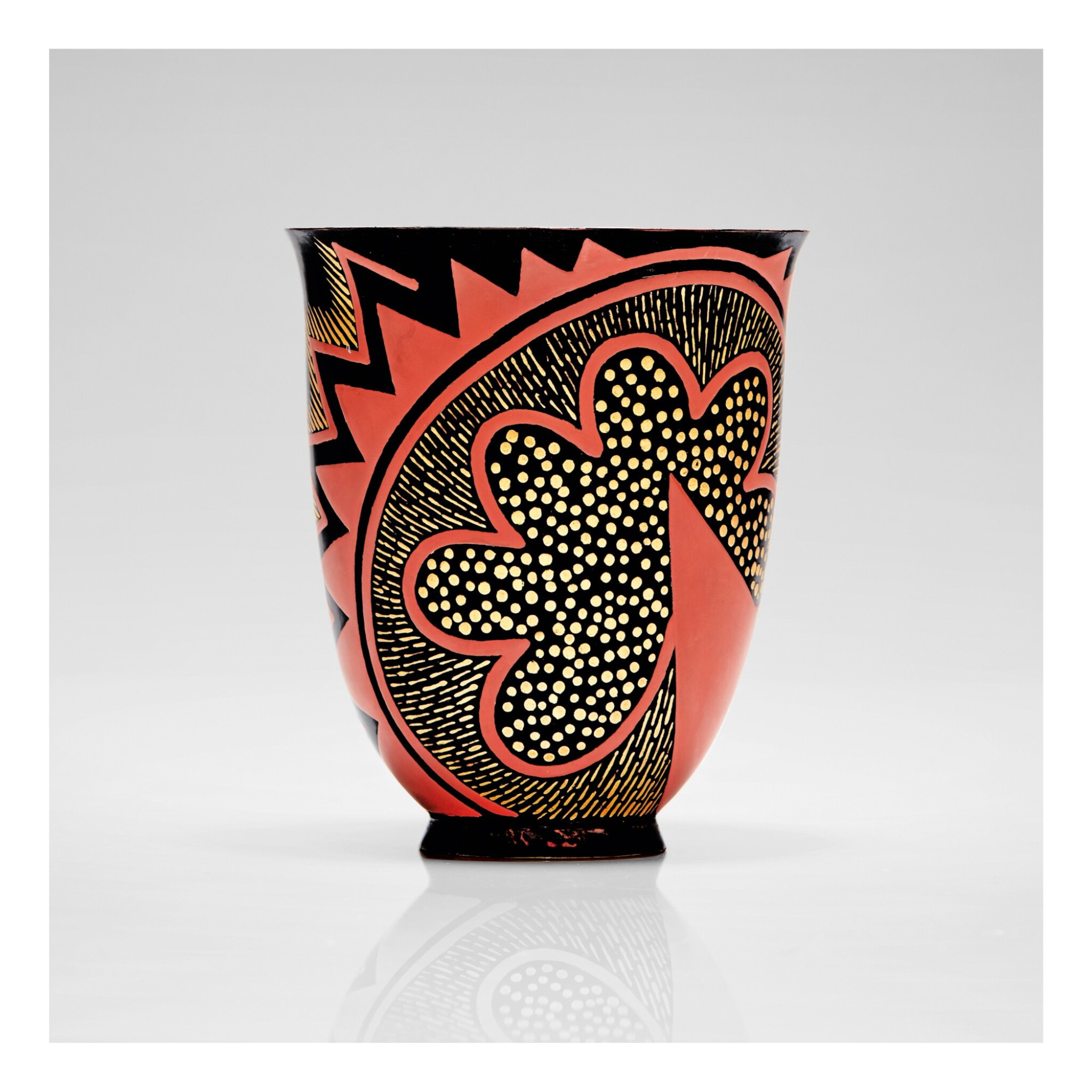 View 1 of Lot 1. Vase.