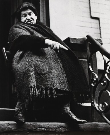 LISETTE MODEL   A SELECTION OF 10 PHOTOGRAPHS FROM PORTFOLIO 'TWELVE PHOTOGRAPHS', 1976
