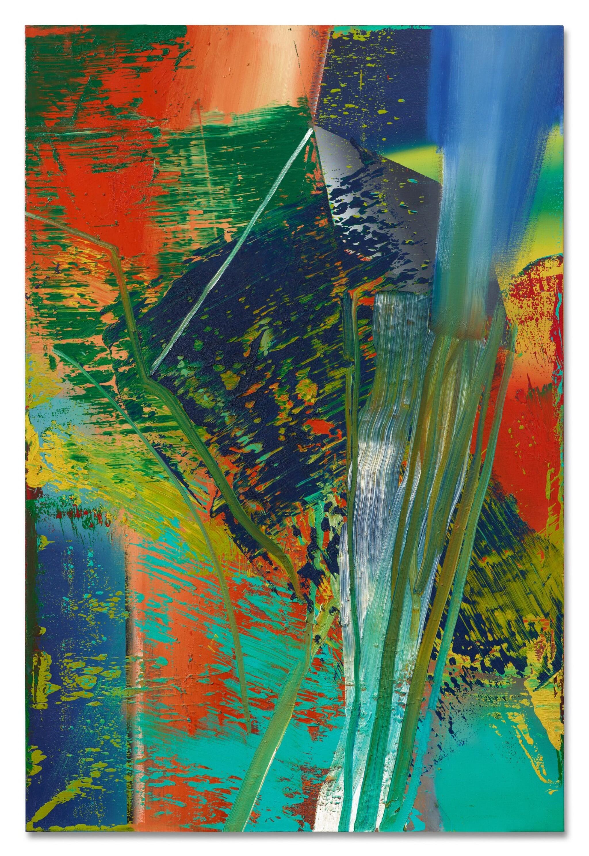 View full screen - View 1 of Lot 17. Abstraktes Bild.