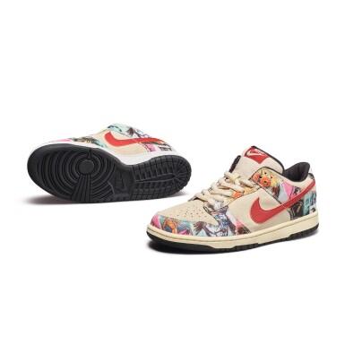 Bernard Buffet & Nike | 'Paris' Production Test/Sample Nike Dunk Low Pro SB | Size 8.5