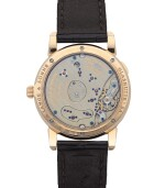 A. LANGE & SÖHNE | LANGE 1 MONDPHASE, REF 109.032 PINK GOLD WRISTWATCH WITH DATE, MOON PHASES AND POWER-RESERVE INDICATION  CIRCA 2006