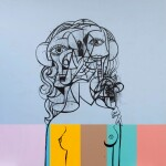 GEORGE CONDO |  WOMEN AND MEN
