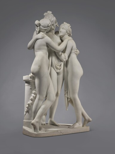 View 3. Thumbnail of Lot 218. The Three Graces.