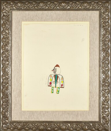 View 2. Thumbnail of Lot 2. GEORGE CONDO   UNTITLED.