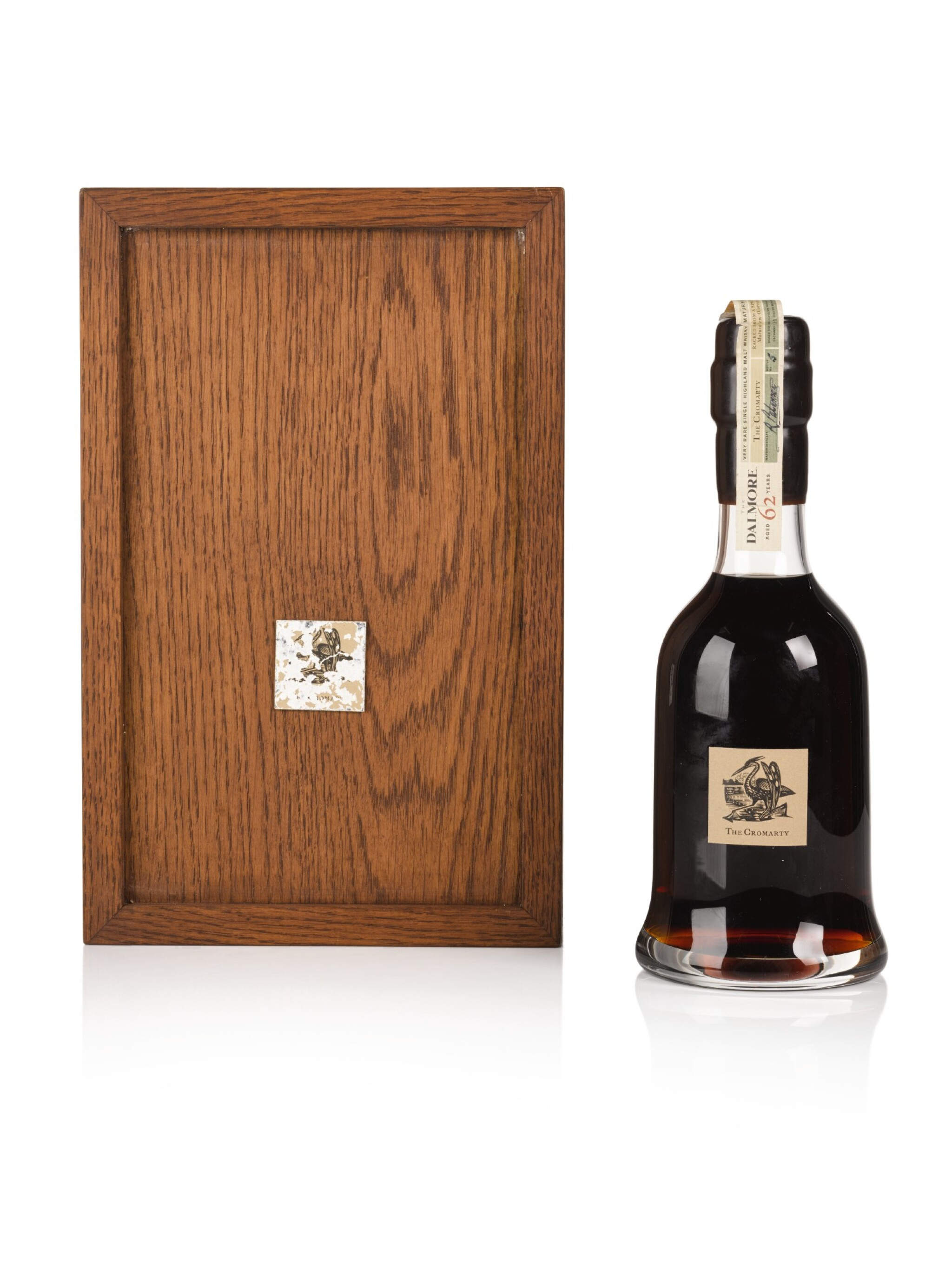 View full screen - View 1 of Lot 215. The Dalmore 62 Year Old The Cromarty 40.0 abv NV .