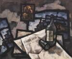Icon, Newspaper and Vodka