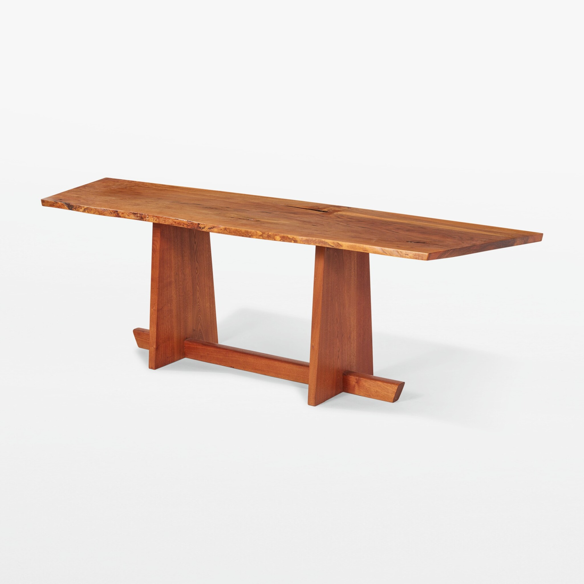 View full screen - View 1 of Lot 115. Refectory Table.