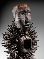 Statue nkonde, Kongo Vili, République Démocratique du Congo | Kongo Vili nkonde figure, Democratic Republic of the Congo