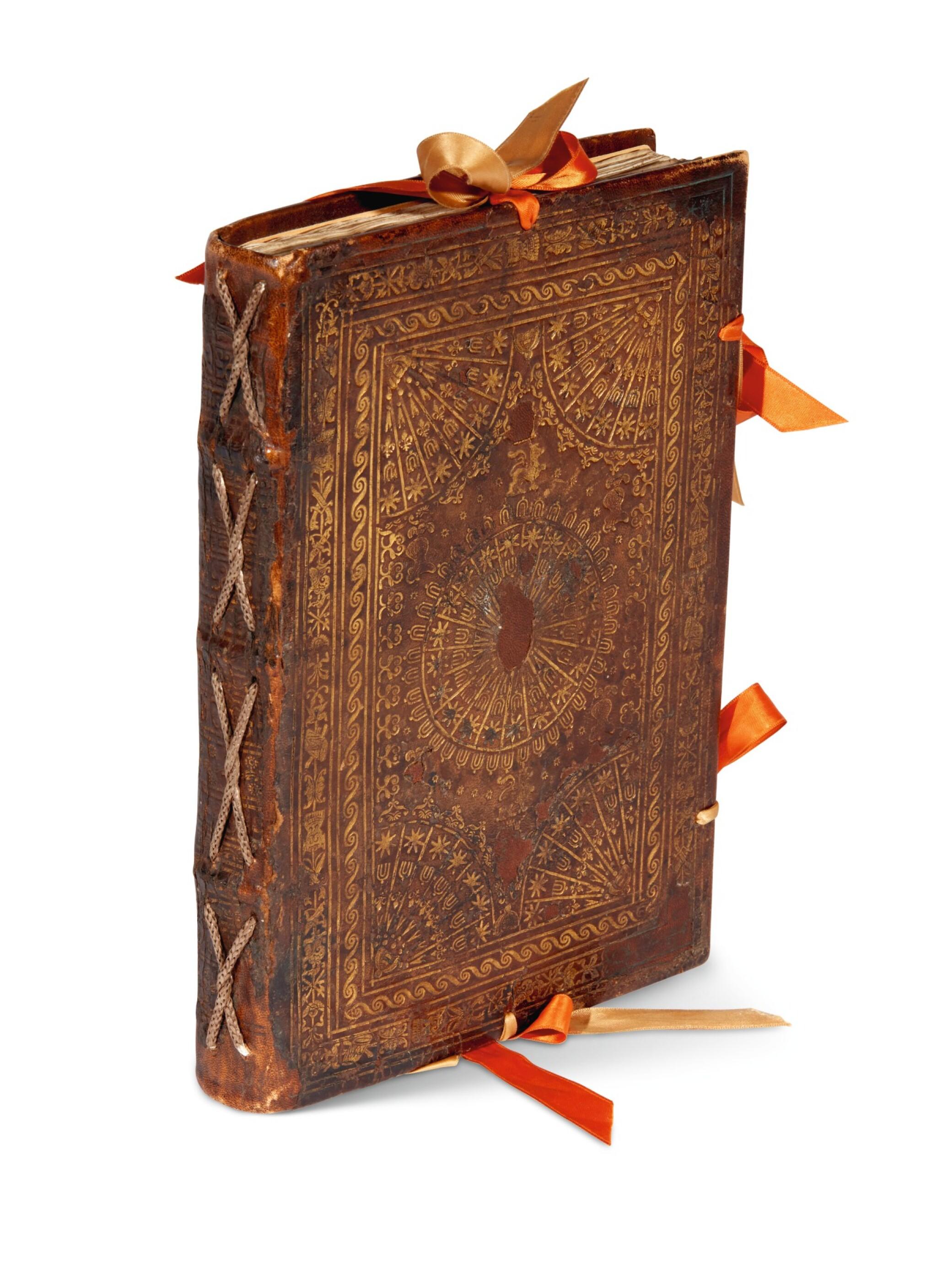 Carta executoria de hidalguía, Valladolid, 16 December 1636, manuscript on vellum, contemporary calf gilt