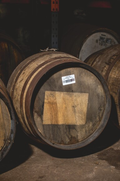 View 2. Thumbnail of Lot 291. FIRST FILL OLOROSO SHERRY CASK OF HIGHLAND PARK 1992.