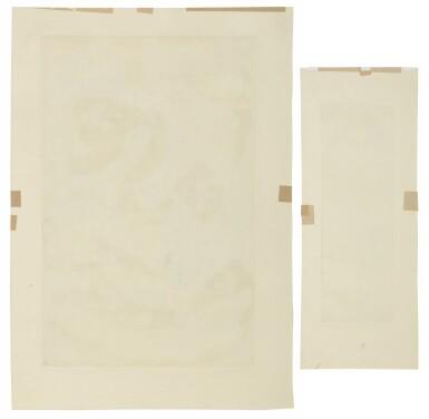 View 2. Thumbnail of Lot 1802. ABDUR RAHMAN CHUGHTAI | KASHMIRI WOODCUTTER; DUPTA (SIC).