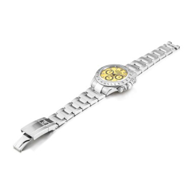 """View 2. Thumbnail of Lot 2235.  ROLEX 