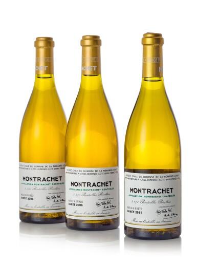 Montrachet 2011 Domaine de la Romanée-Conti (1 BT)