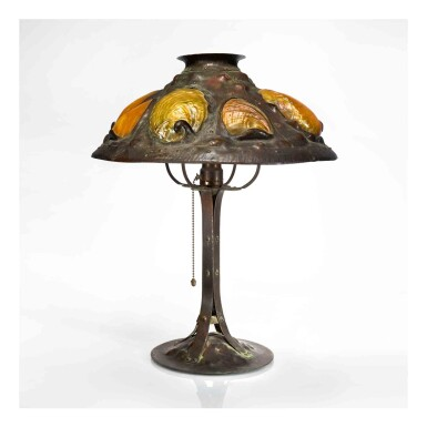View 1. Thumbnail of Lot 333. Table Lamp.