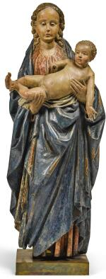 SOUTHERN NETHERLANDISH, BRABANT, CIRCA 1500 | VIRGIN AND CHILD