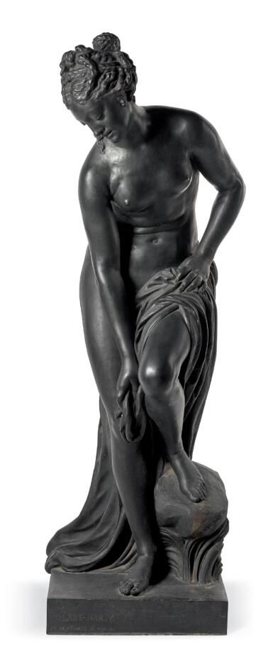 View 1 of Lot 3. AFTER CHRISTOPHE-GABRIEL ALLEGRAIN (1710-1795), FRENCH, CIRCA 1845-1865 | VENUS AFTER THE BATH.