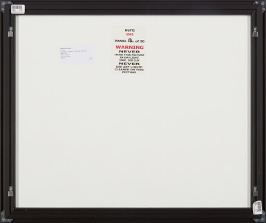 View 30. Thumbnail of Lot 287. GILBERT & GEORGE   MUFTI.