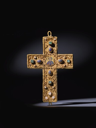 BYZANTINE, 11TH/ 12TH CENTURY AND LATER | PENDANT RELIQUARY CROSS