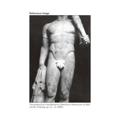 View 3. Thumbnail of Lot 225. A ROMAN MARBLE TORSO OF A MAN, CIRCA 2ND CENTURY A.D..