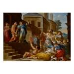 GIROLAMO TROPPA   JUDITH DISPLAYING THE HEAD OF HOLOFERNES TO THE BETHULIANS