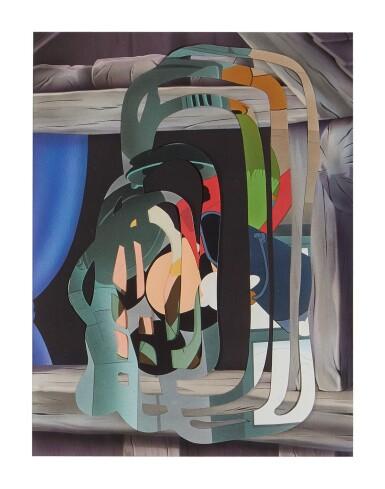 ARTURO HERRERA | I. UNTITLED   II. UNTITLED   III. UNTITLED