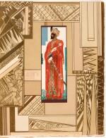Schmied and Mardrus, Histoire charmante de l'adolescente sucre d'amour. 1927. 4to. original wrappers