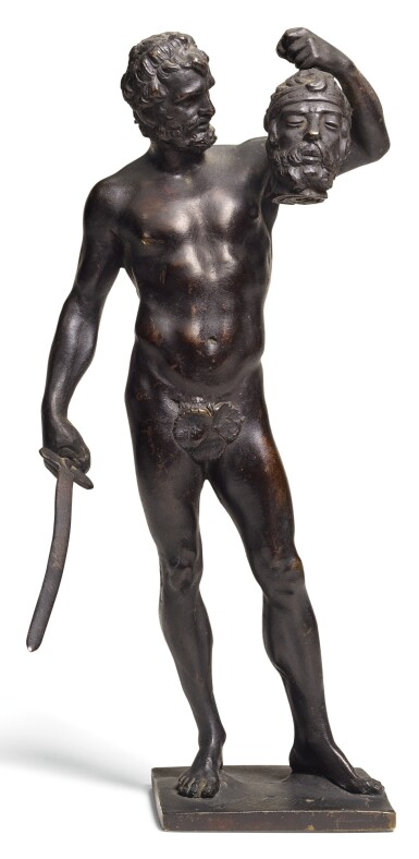 AFTER A MODEL ATTRIBUTED TO FRANÇOIS DUQUESNOY (1597-1643) ITALIAN, 18TH CENTURY | EXECUTIONER