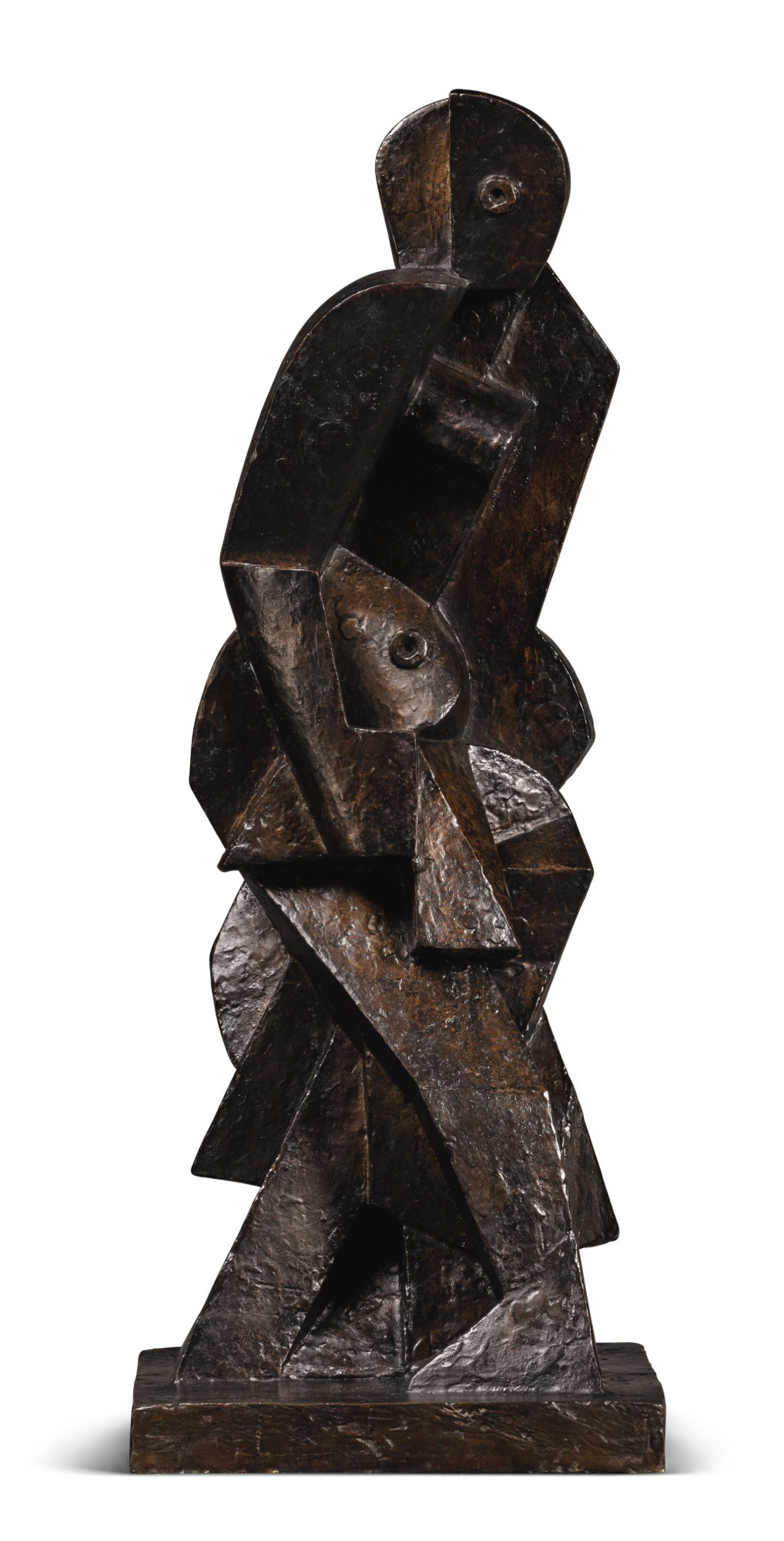View full screen - View 1 of Lot 62. JACQUES LIPCHITZ   BAIGNEUSE.
