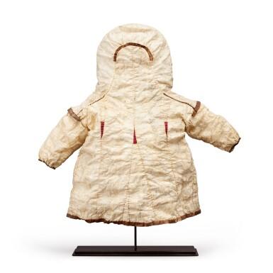 View 2. Thumbnail of Lot 149. Alaska, circa 1900   Inuit Child's Parka jacket.