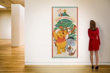 WINNIE THE POOH (1977) POSTER, US
