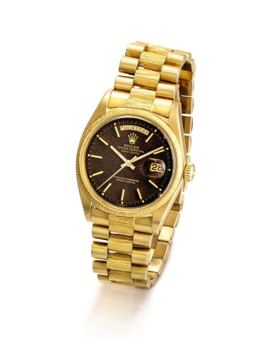 """View 2. Thumbnail of Lot 2131. ROLEX 