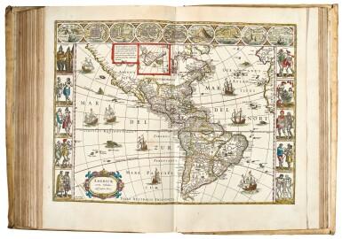View 1. Thumbnail of Lot 285. Blaeu. Theatrum Orbis Terrarum. 1640-1654.