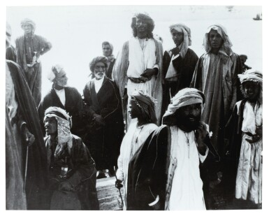 View 4. Thumbnail of Lot 259. United Arab Emirates | 218 photographs, c.1901 to 1960s.