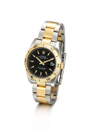 """View 2. Thumbnail of Lot 2016. ROLEX 