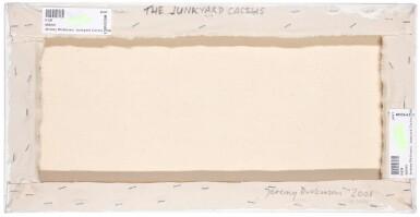 View 2. Thumbnail of Lot 74. Junkyard Cactus.