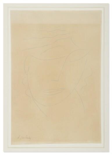 View 2. Thumbnail of Lot 60. Frauenportrait (Portrait of a Woman).