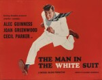 The Man in the White Suit (1951) poster, British