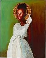 OTIS KWAME KYE QUAICOE | GIRL IN WHITE DRESS