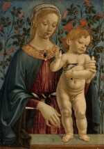 WORKSHOP OF ANDREA DEL VERROCCHIO | MADONNA AND CHILD