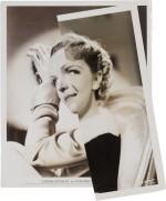 She (Film Portrait Collage) V