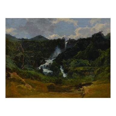 La Cascade de Terni