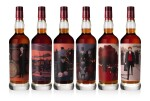 The Macallan Red Collection with Exclusive Labels Illustrated by Javi Aznarez (6 bts 70cl)
