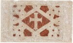 VENETO-BYZANTINE, CIRCA 9TH CENTURY | LARGE ARCHITECTURAL PANEL WITH A CROSS