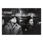 WALKER EVANS | PASSENGERS ON THE SUBWAY