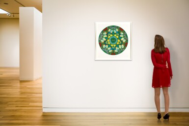 View 3. Thumbnail of Lot 26. DAMIEN HIRST | PSALM PRINT: USQUE QUO, DOMINE?.