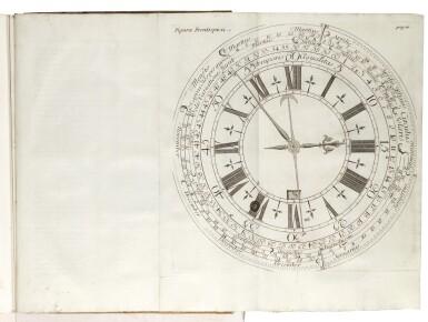 View 3. Thumbnail of Lot 218. Marinoni, De astronomica specula domestica, Vienna, 1745, contemporary vellum.