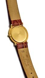 AUDEMARS PIGUET | AN ULTRA-THIN YELLOW GOLD WRISTWATCH, CIRCA 1970