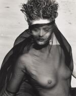 HERB RITTS | 'CONSUELO, FACE AND TORSO', PARADISE COVE, CA, 1984